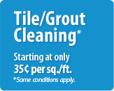 Tile/Grout Cleaning
